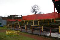 albion rovers fc cliftonhill coatbridge scotland copyright free photo royalty free photo