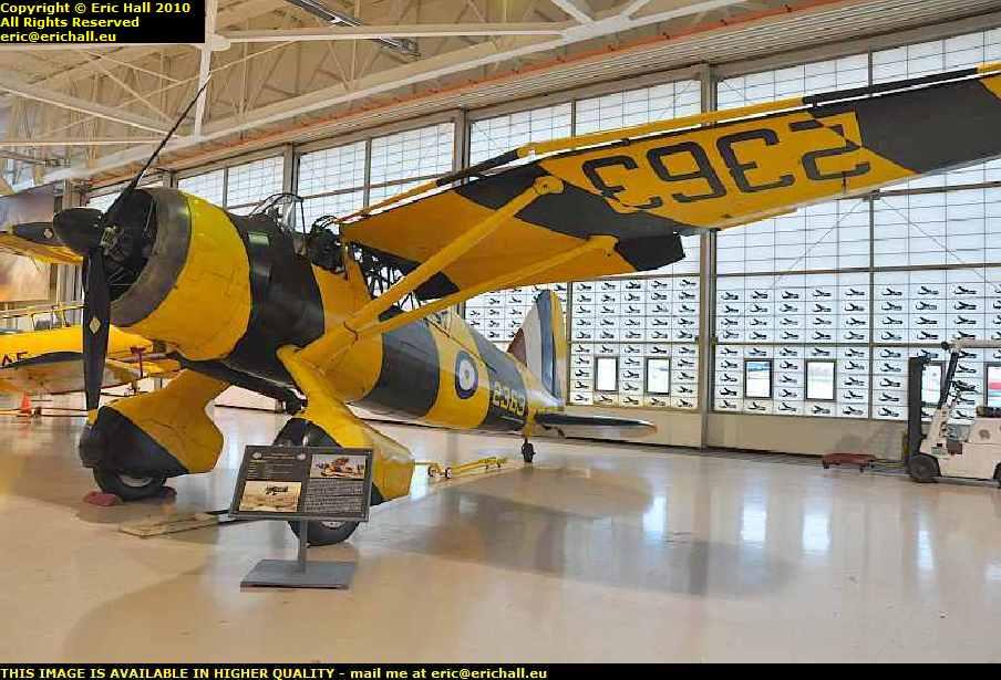 canadian warplane heritage museum | EPIC HALL
