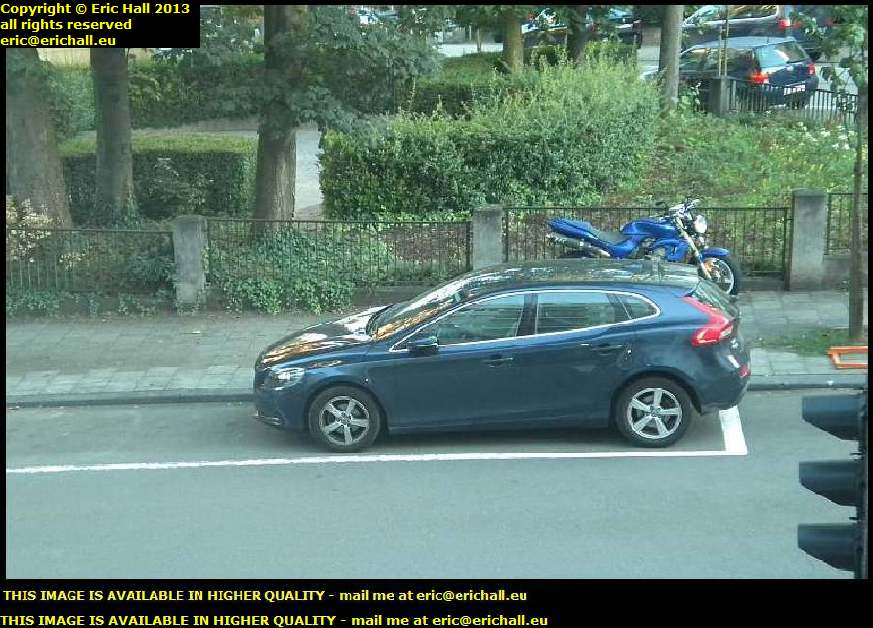 sensible parking avenue jeanne ixelles 1050 brussels belgium