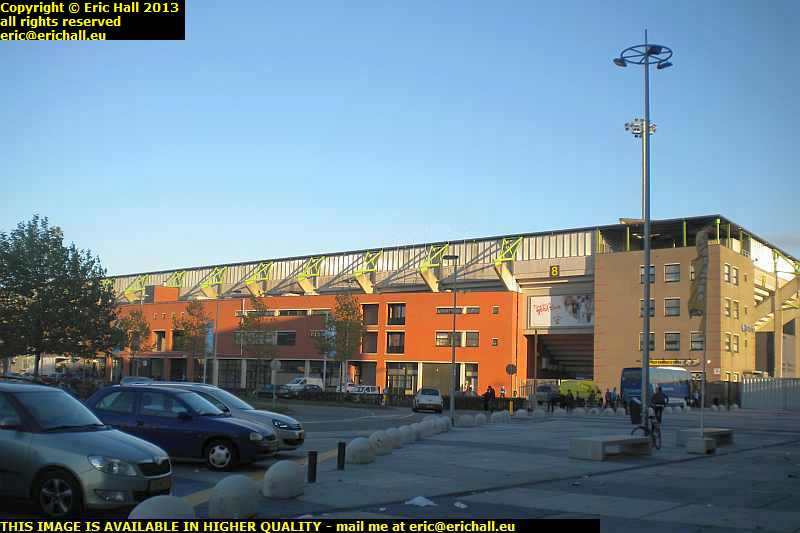 stadion rat verlegh NAC Breda netherlands eredivisie