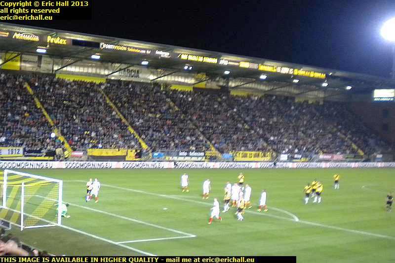 stadion rat verlegh nac breda go ahead eagles deventer netherlands eredivisie 26 october 2013