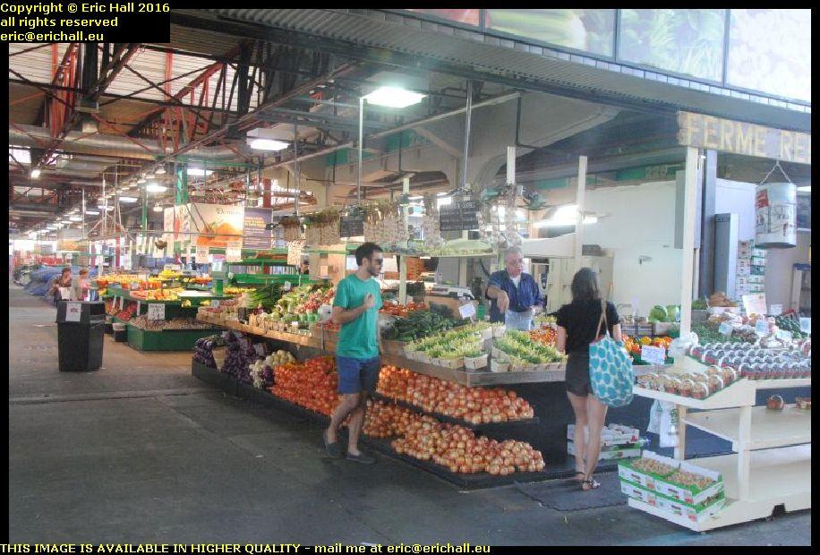 rue jean talon vegetable market montreal canada september septembre 2016