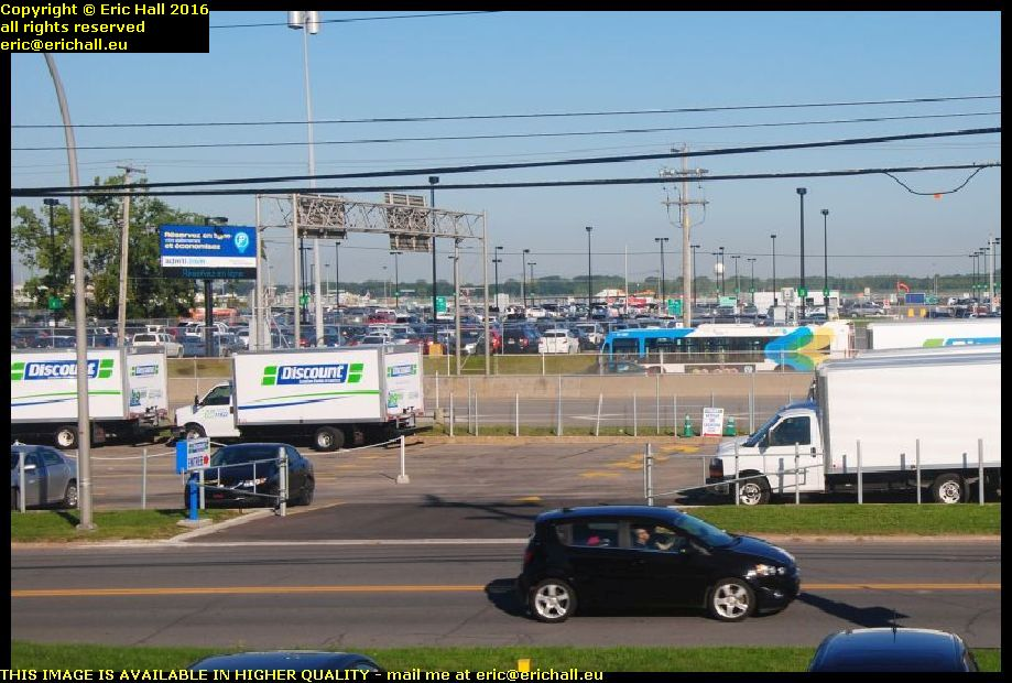 bus 202 cote de liesse dorval montreal canada september septembre 2016
