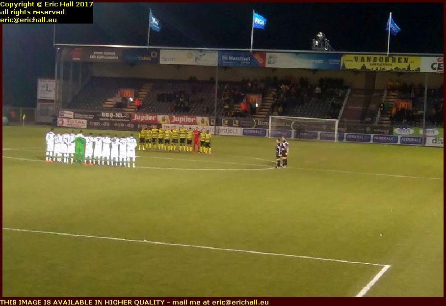 lerse sk stadion den dreef OH leuven belgium january janvier 2017