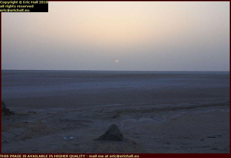 sunrise sahara desert tunisia africa