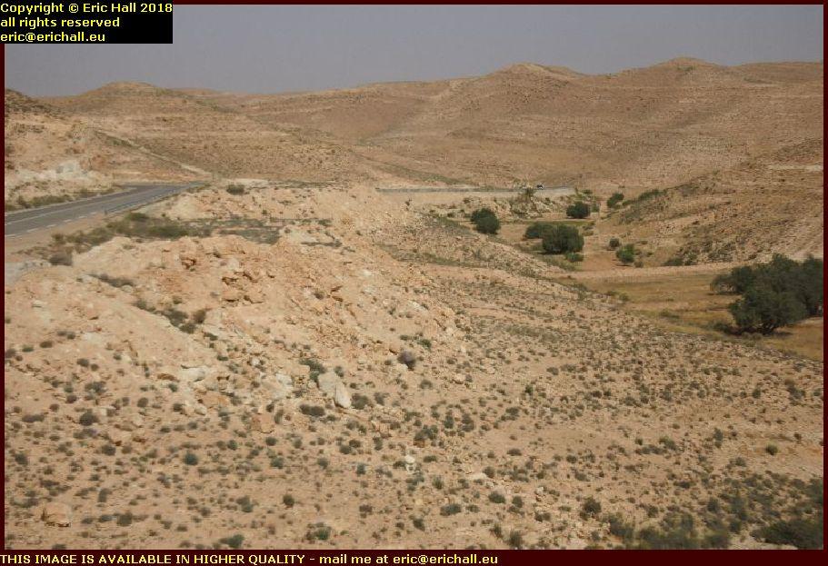Djebel Dahar mountains tunisia africa