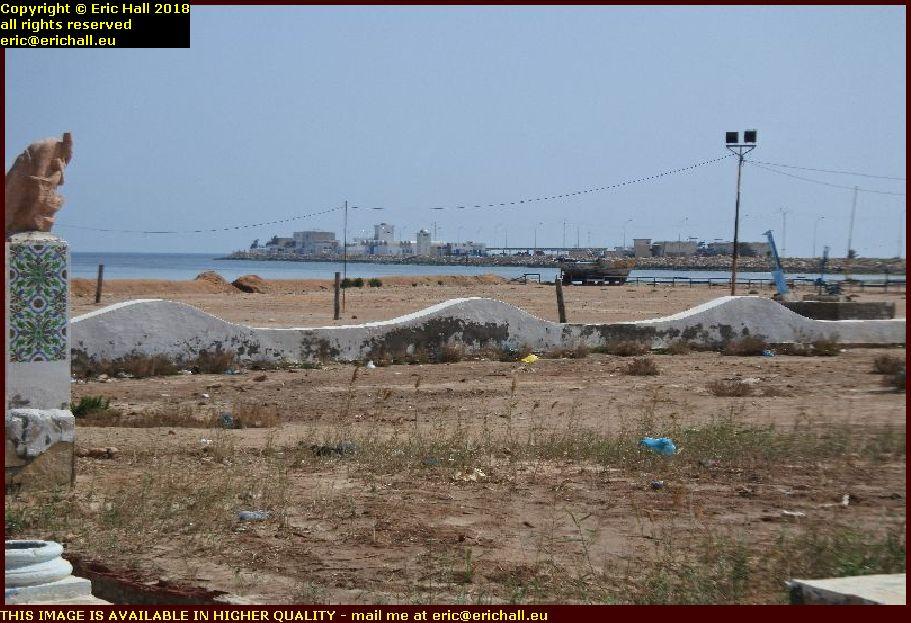 fishing port mahres tunisia