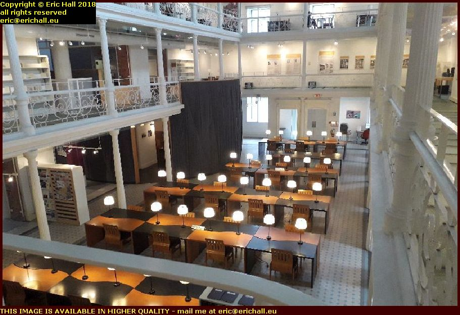 bibliotheque archives national quebec montreal canada august aout 2018