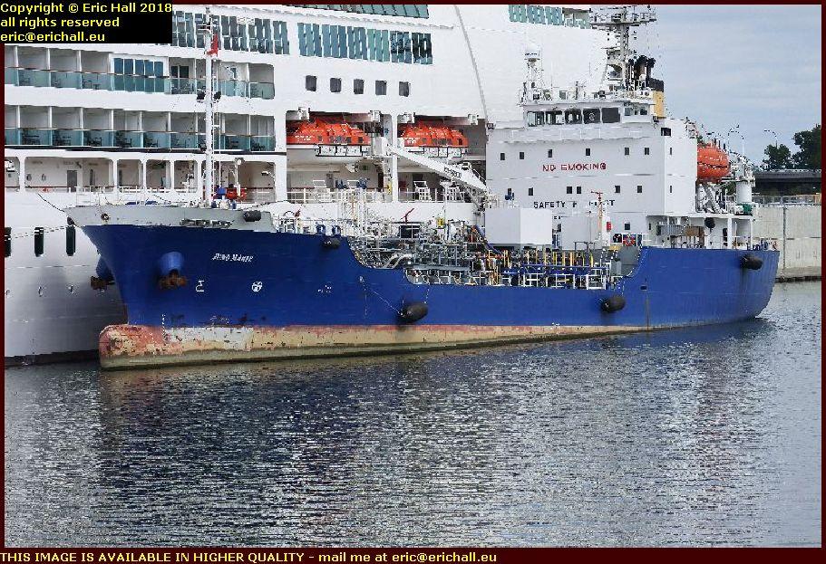juno marie port de montreal harbour canada august aout 2018