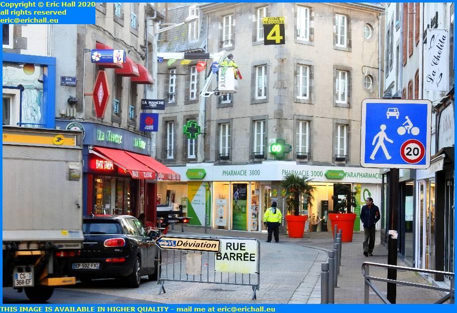 carnaval 2020 rue paul poirier couraye granville manche normandy france eric hall