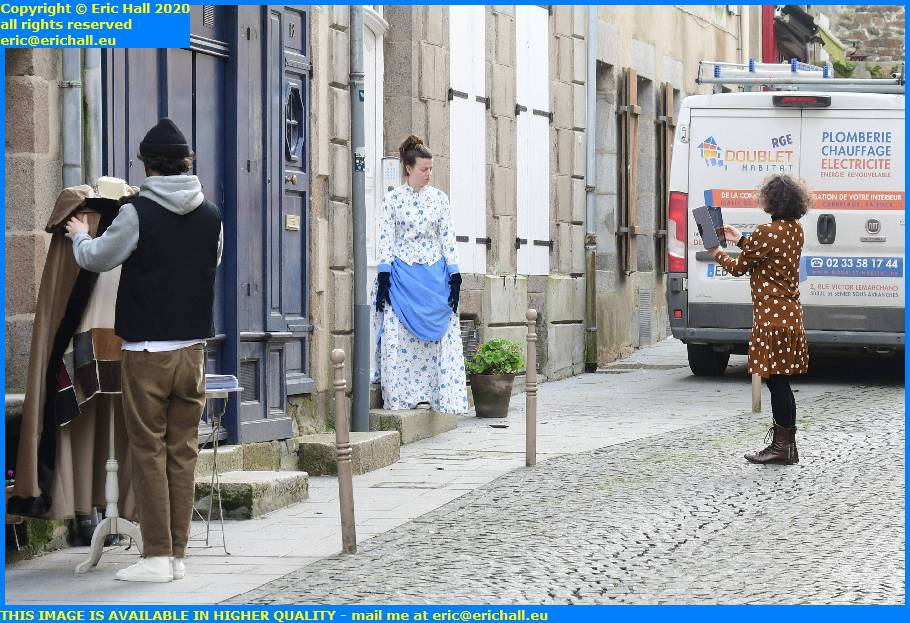 modeling mannequin rue st jean granville manche normandy france eric hall