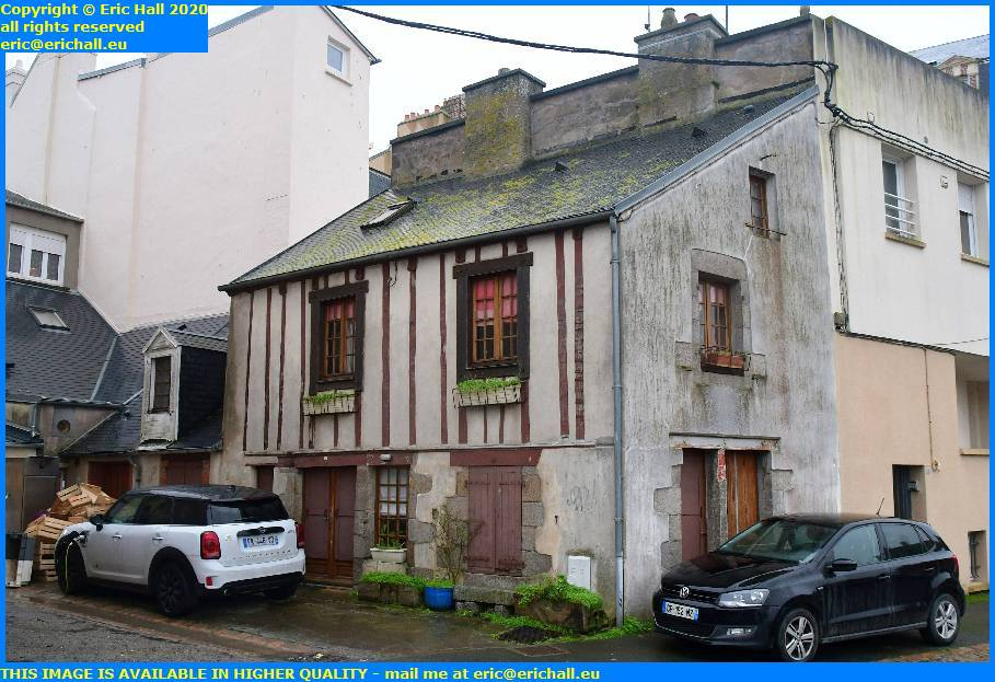 old normandy house rue commandant yvon granville manche normandy france eric hall