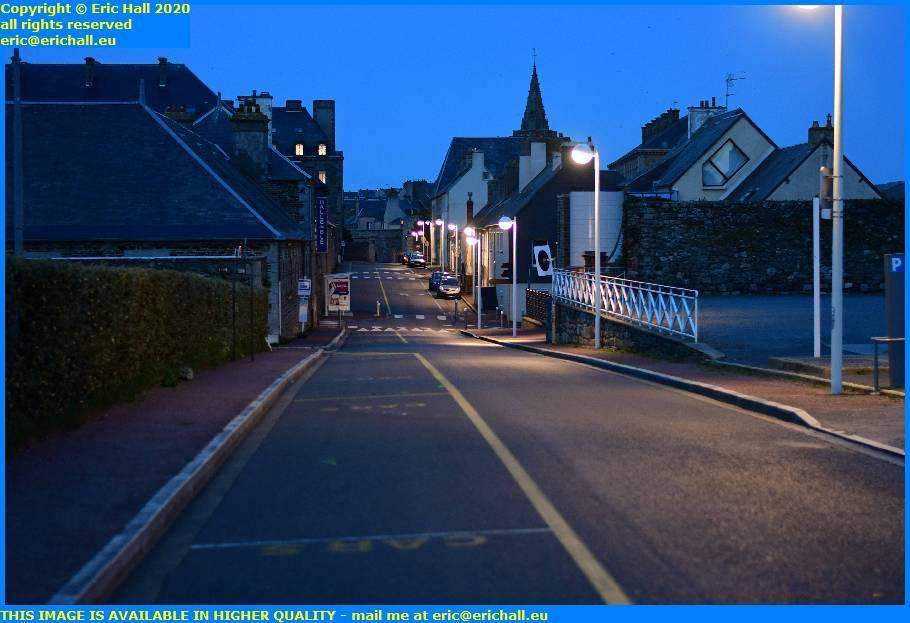 rue du roc granville manche normandy france eric hall