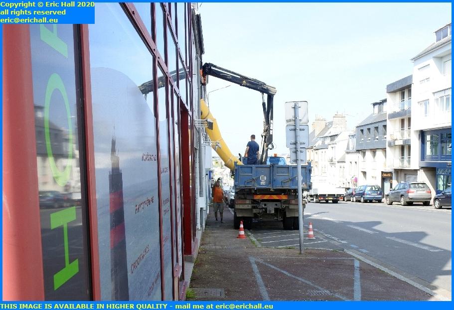 house renovations avenue marechal leclerc granville manche normandy france eric hall