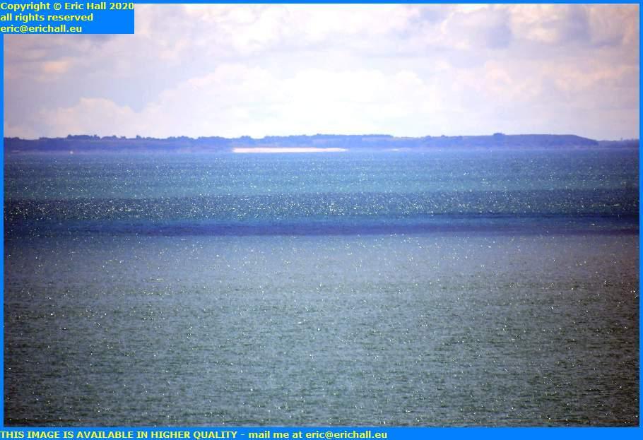 sunlight Plage de Port Mer brittany coast granville manche normandy france eric hall