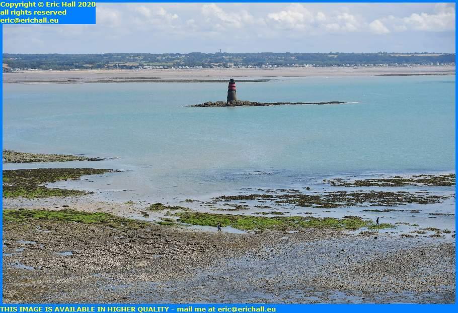 kairon plage baie de mont st michel harbour entrance port de granville harbour manche normandy france eric hall