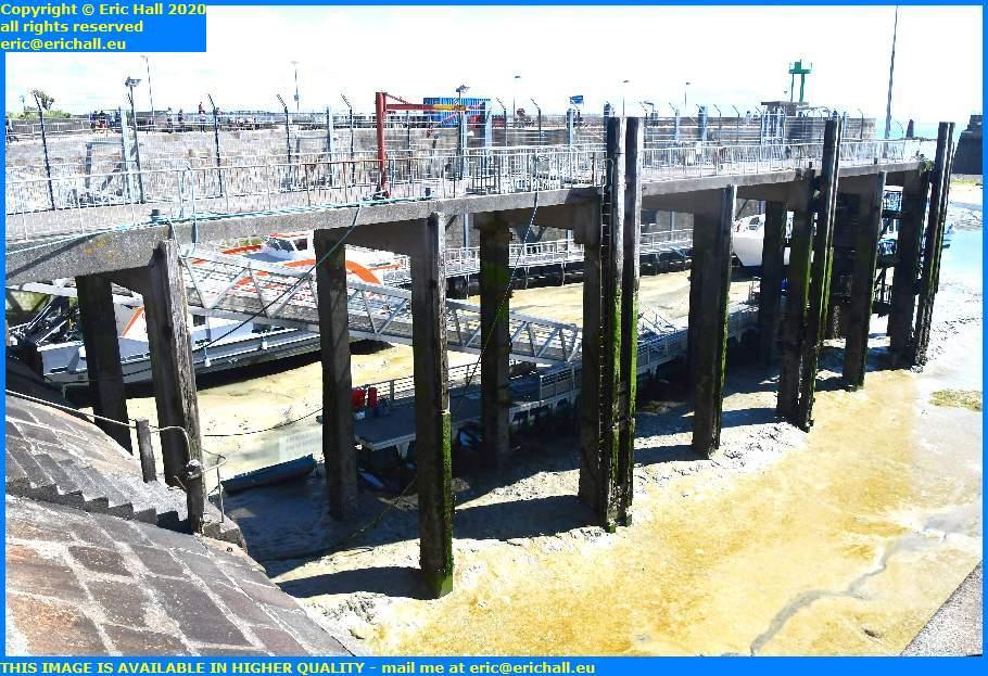 chausiais joly france ferry terminal port de granville harbour manche normandy france eric hall
