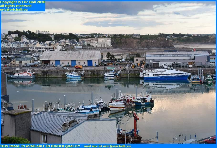 chausiais victor hugo port de granville harbour manche normandy france eric hall