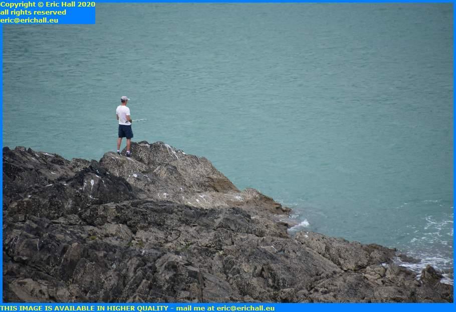 fisherman cap lihou pointe du roc granville manche normandy france eric hall