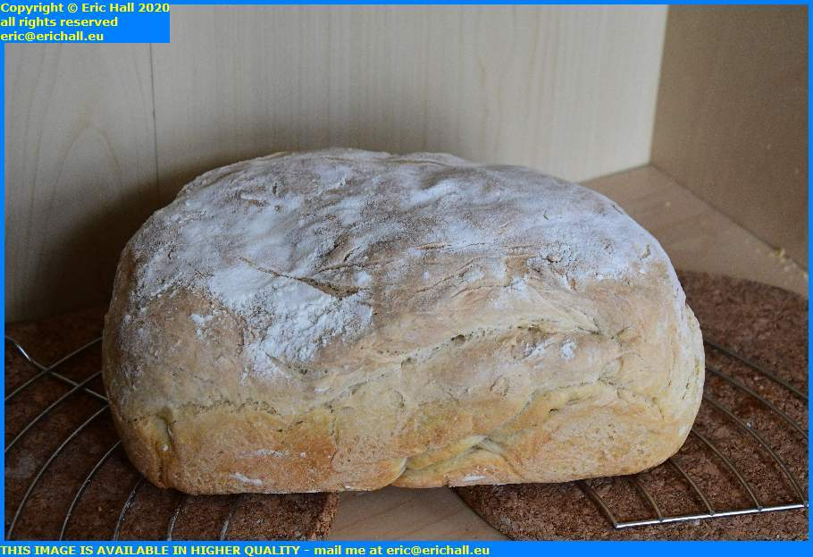 home made bread place d'armes granville manche normandy france eric hall
