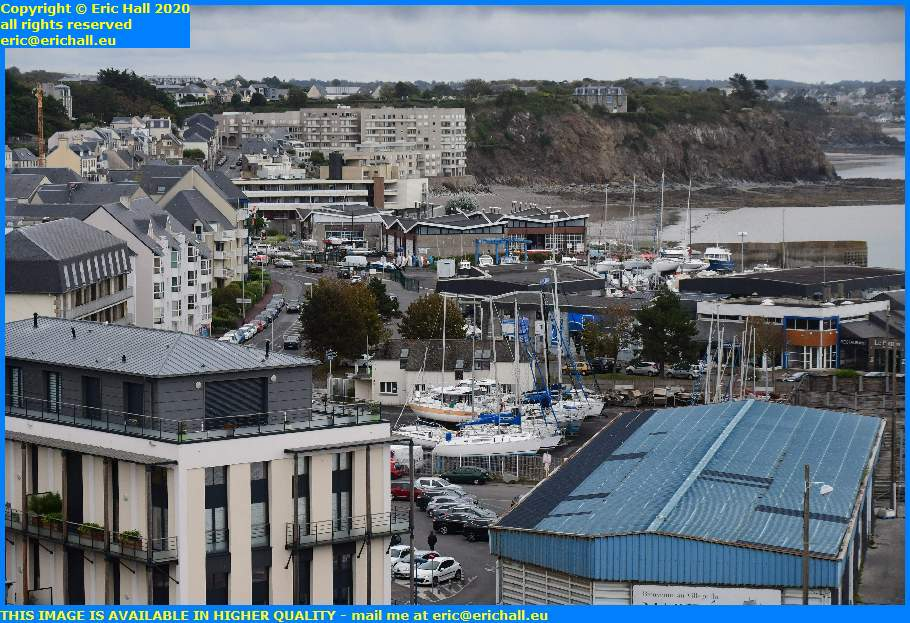 big wheel moved place godal granville manche normandy france eric hall