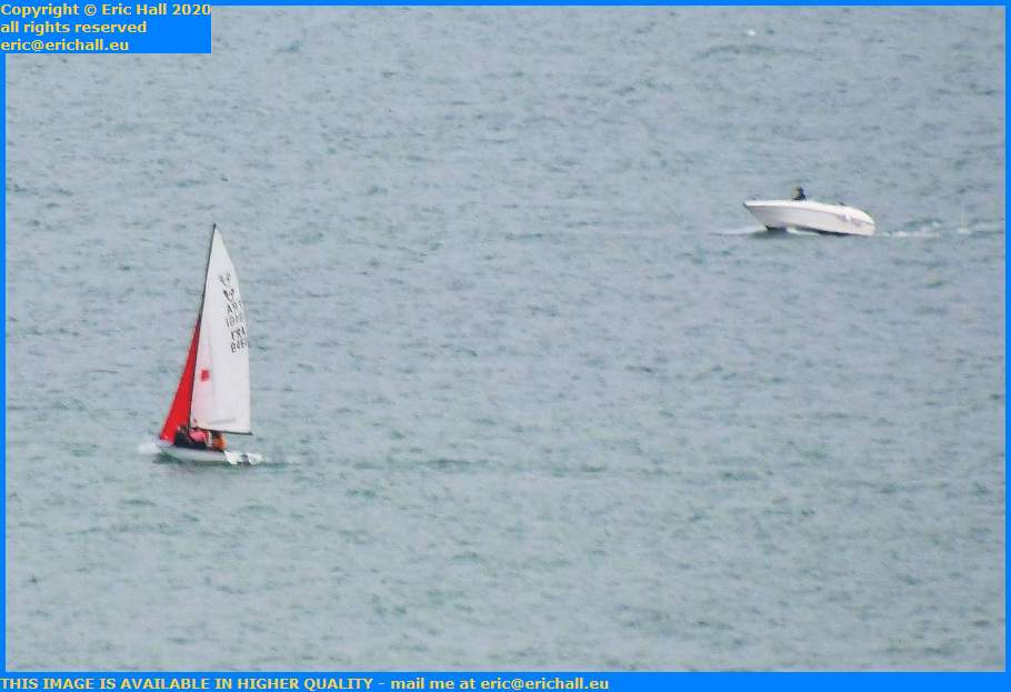 yacht speedboat english channel granville manche normandy france eric hall