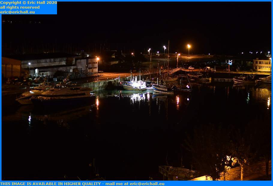 fishing boat trawler port de granville harbour manche normandy france eric hall