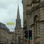 Church of St Michael with St Paul Bath Somerset England copyright free photo royalty free photo