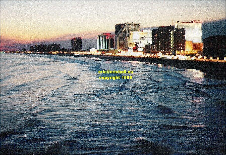Dusk over Atlantic Wharf Essay Sample