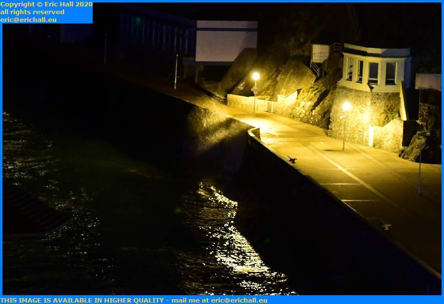 Storm Waves On Plat Gousset Granville Manche Normandy France Eric Hall