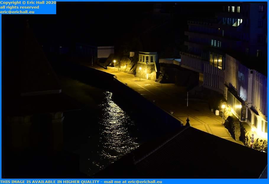 Calm Seas Plat Gousset Granville Manche Normandy France Eric Hall
