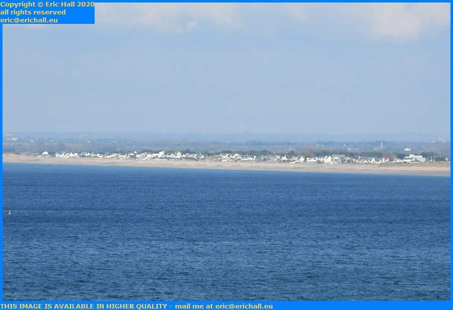 Beach Seafront St Martin De Brehal Granville Manche Normandy France Eric Hall