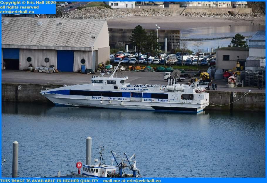 Port de Granville Harbour Manche Normandy France Eric Hall