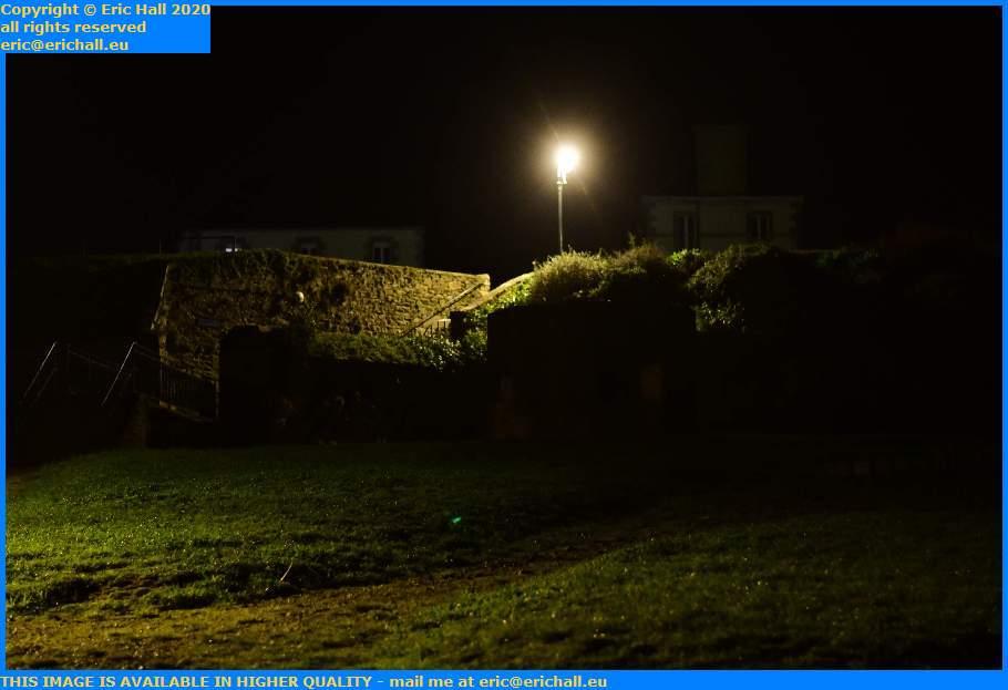escalier du moulin a vent Granville Manche Normandy France Eric Hall