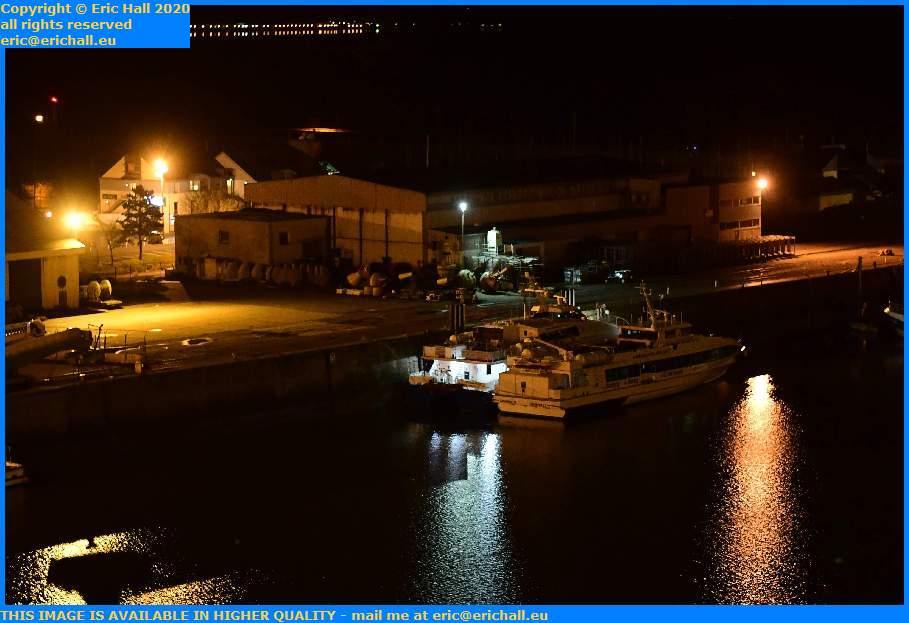 victor hugo port de Granville harbour Manche Normandy France Eric Hall