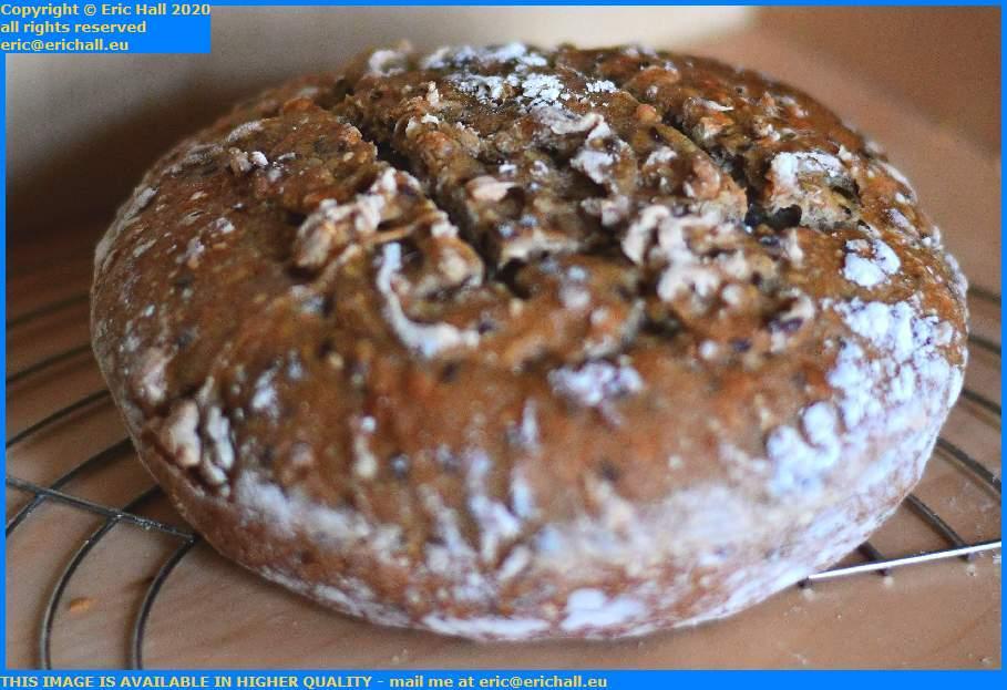 sourdough loaf Granville Manche Normandy France Eric Hall
