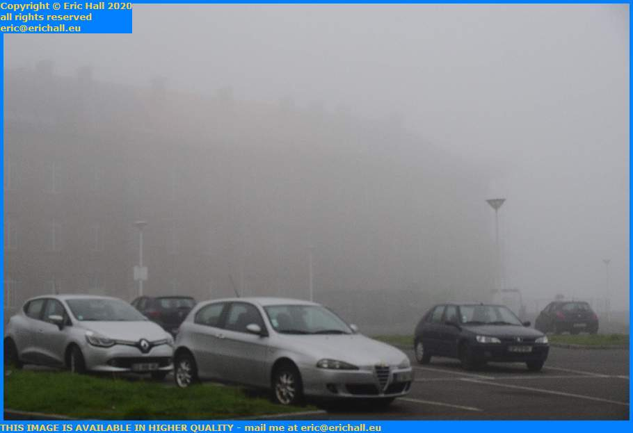 fog college malraux place d'armes Granville Manche Normandy France Eric Hall