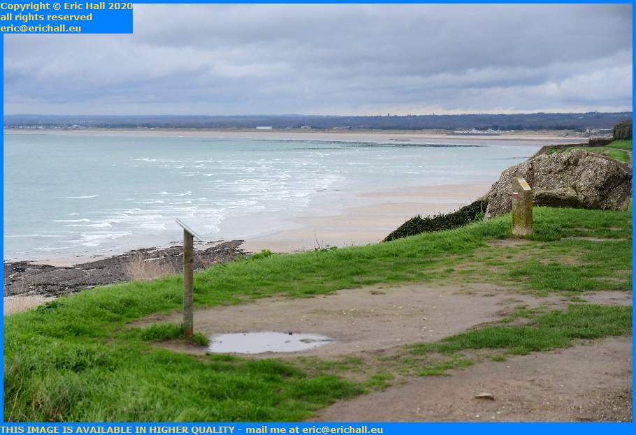 north coast of Granville Manche Normandy France Eric Hall