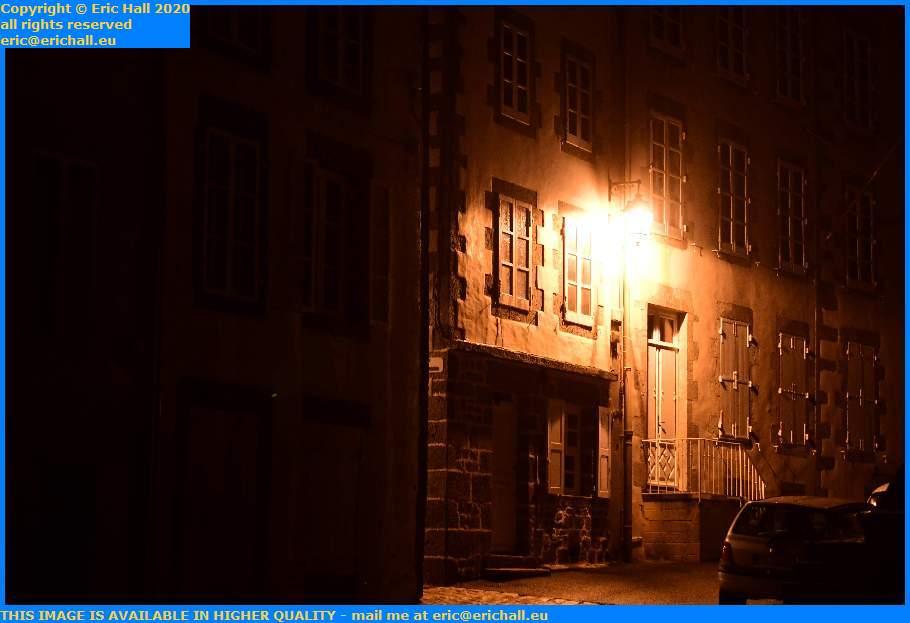 house rue lecarpentier Granville Manche Normandy France Eric Hall