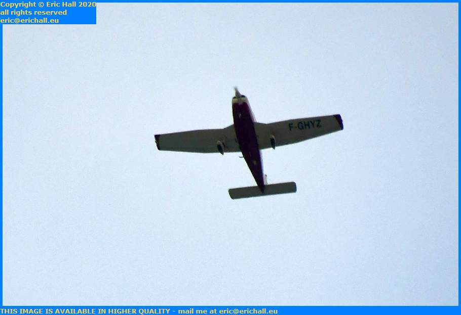 Piper PA-28-181 Archer III f-ghyz Granville Manche Normandy France Eric Hall