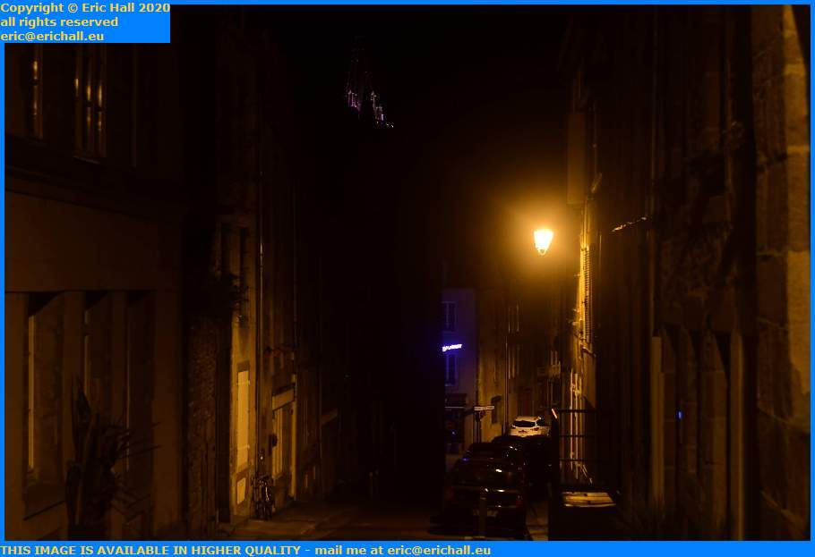 rue st jean Granville Manche Normandy France Eric Hall
