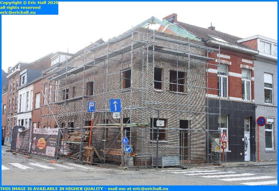 house renovation dekenstraat brabanconnestraat leuven belgium Eric Hall
