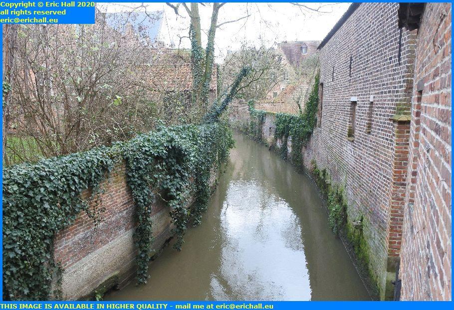 river dijle groot begijnhof leuven belgium Eric Hall