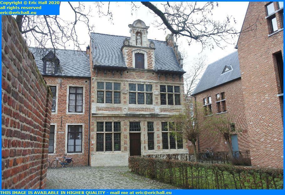 huis sint niklaas groot begijnhof leuven belgium Eric Hall