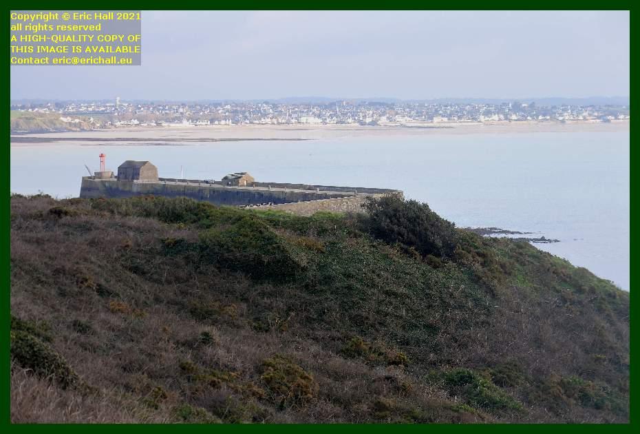 baie de mont st michel st pair sur mer Granville Manche Normandy France Eric Hall