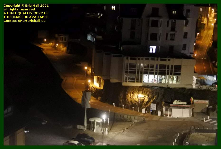 place marechal foch plat gousset Granville Manche Normandy France Eric Hall
