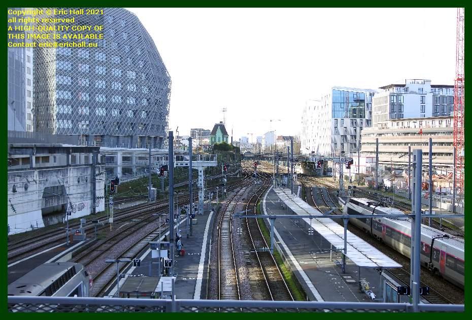 gare de rennes railway station France Eric Hall