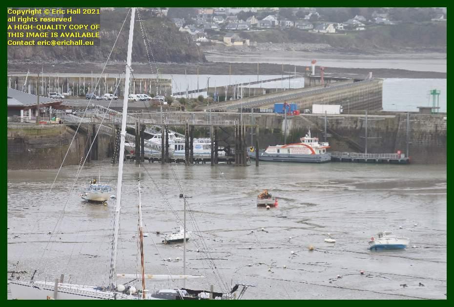 chausiais joly france port de Granville harbour Manche Normandy France Eric Hall