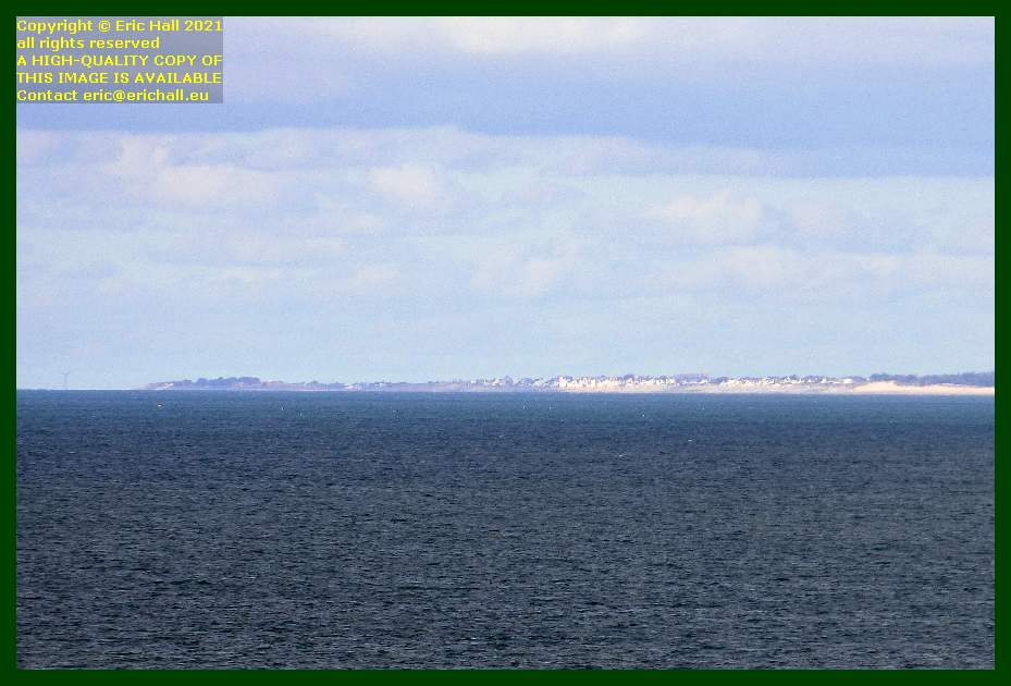 wind turbines hauteville sur mer Granville Manche Normandy France Eric Hall