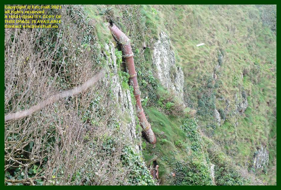 drain place d'armes Granville Manche Normandy France Eric Hall
